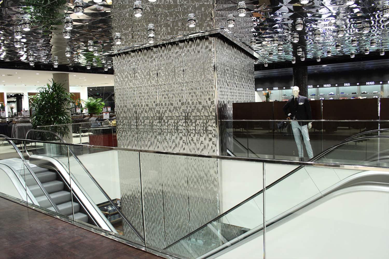 Anson`s My Zeil Frankfurt - PORTEC Metallbausysteme GmbH