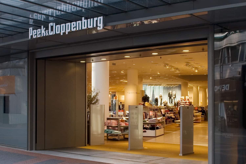 ced5bbc37307 Peek & Cloppenburg Köln - PORTEC Metallbausysteme GmbH